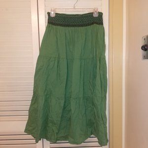 Dresses & Skirts - Unbranded Green Skirt Fits XL